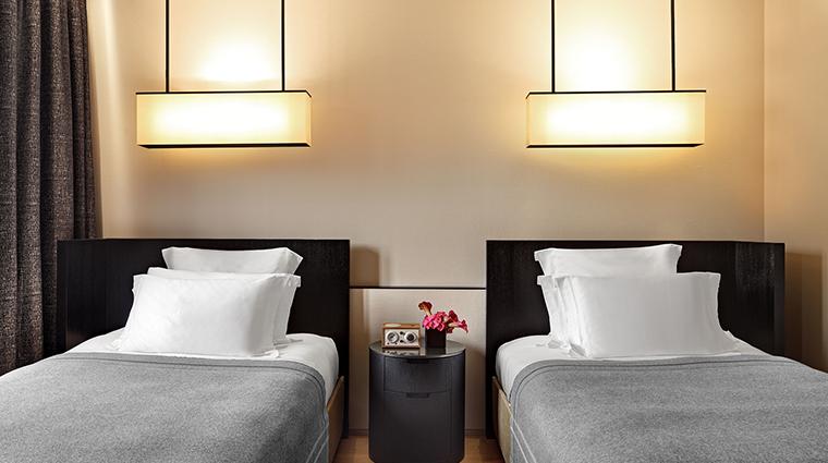 Bulgari Hotel Milan twin