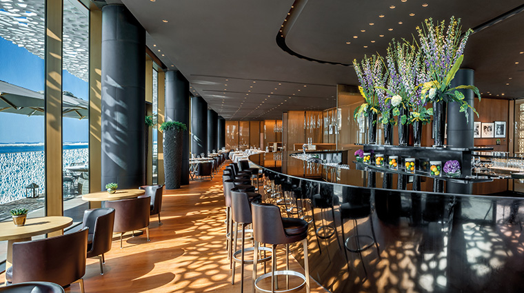 bulgari resort and residences dubai Il Bar