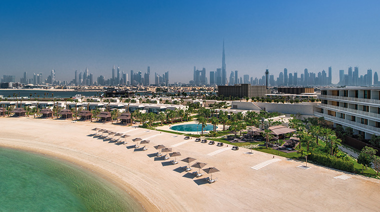 bulgari resort and residences dubai beach