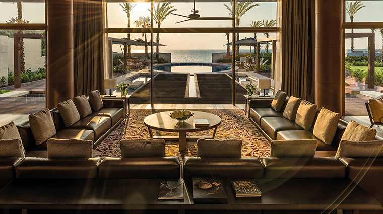 bulgari resort and residences dubai villa inside