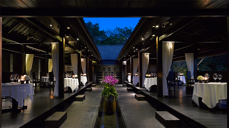 bulgari resort bali Il Restaurante
