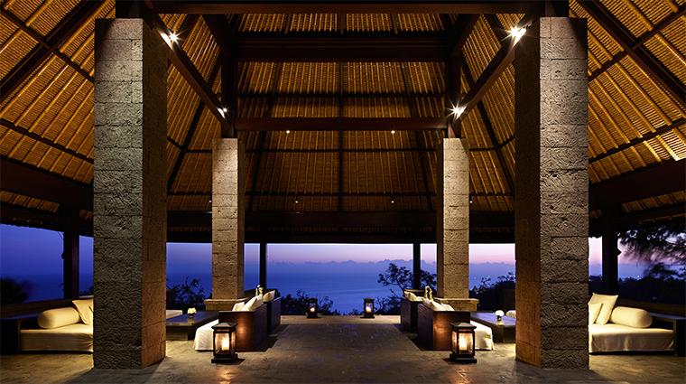 bulgari resort bali arrival pavilion