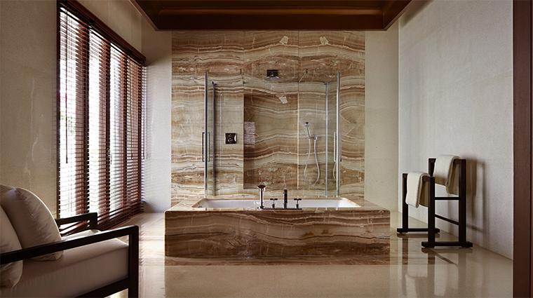 bulgari resort bali mansion bathroom
