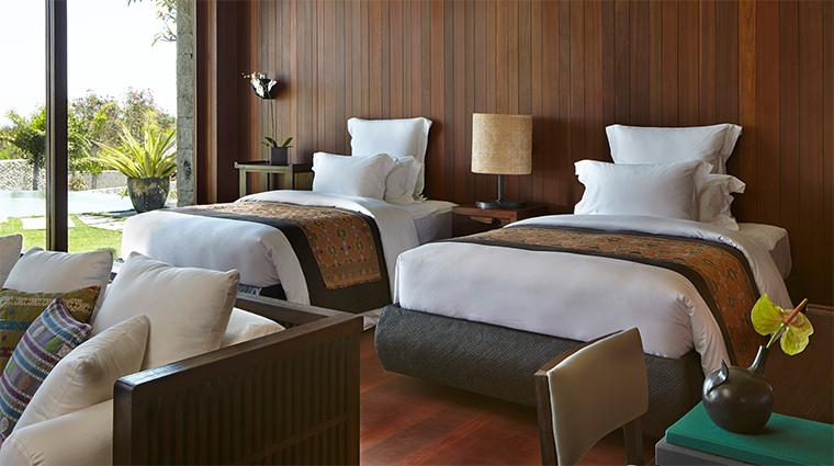 bulgari resort bali masion double bedroom