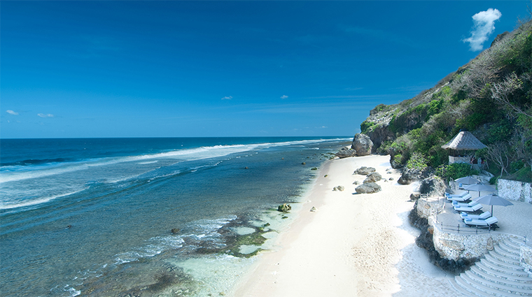 bulgari resort bali the beach