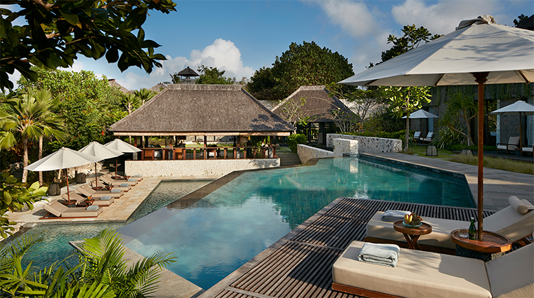 bulgari resort bali the mansion pool
