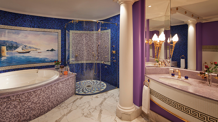 burj al arab jumeirah club suite upper level bathroom
