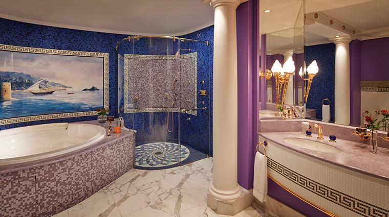 burj al arab jumeirah club suite upper level bathroom