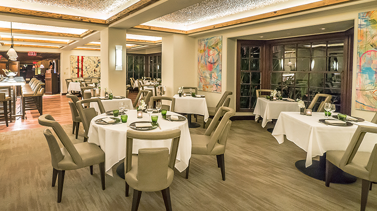 cafeacute boulud dining room 2