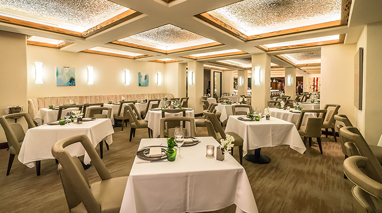 cafeacute boulud dining room