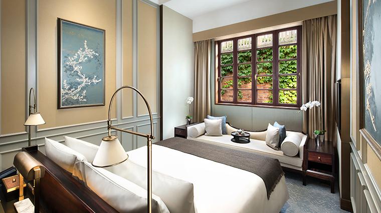 capella shanghai Shikumen Villa King Bedroom