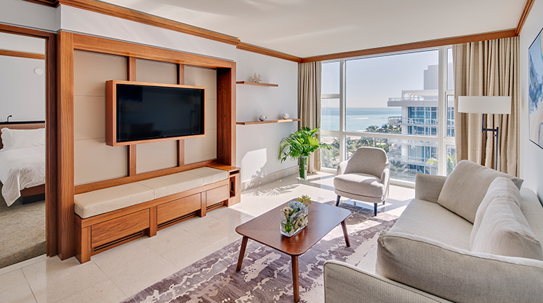 carillon miami wellness resort oceanview living room