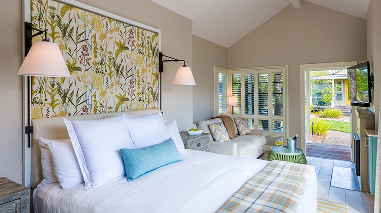 carneros resort and spa renovated cottage