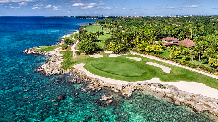 casa de campo resort villas golf