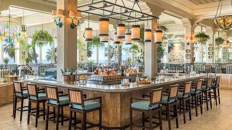 casa del mar lobby bar