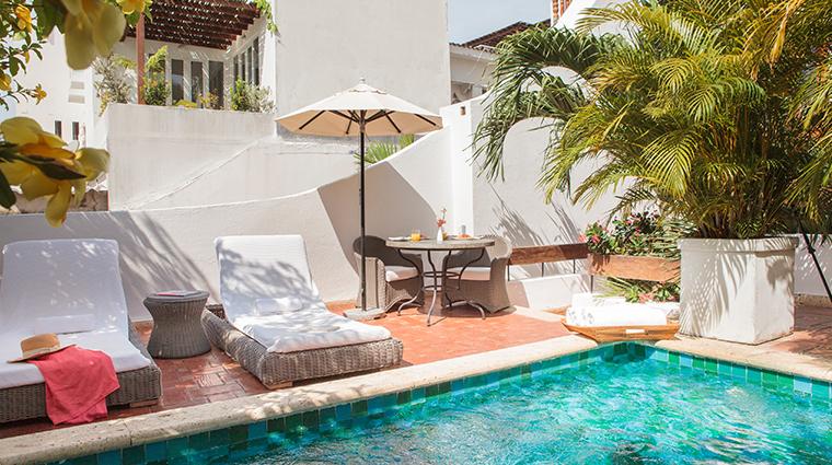 casa san agustin pool