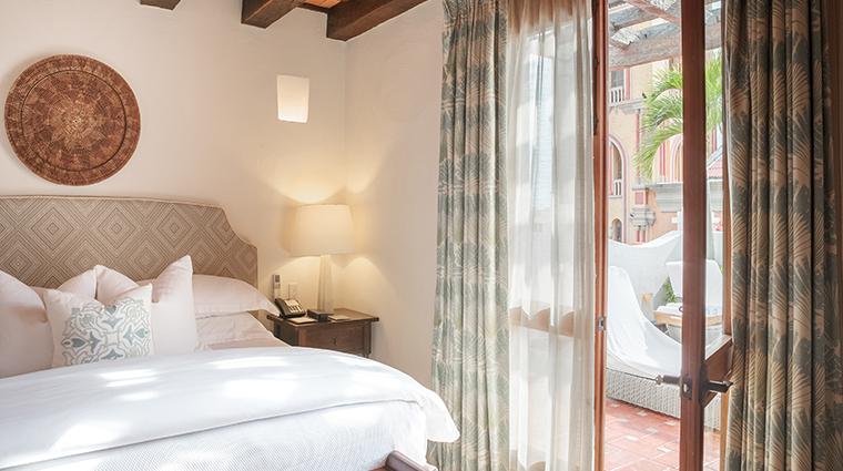casa san agustin suite del virrey room