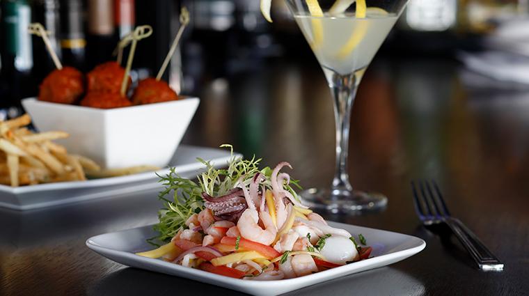 chandlers prime steaks fine seafood frutta di mari