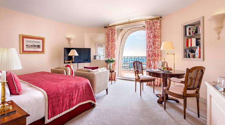 chateau saint martin spa junior suite