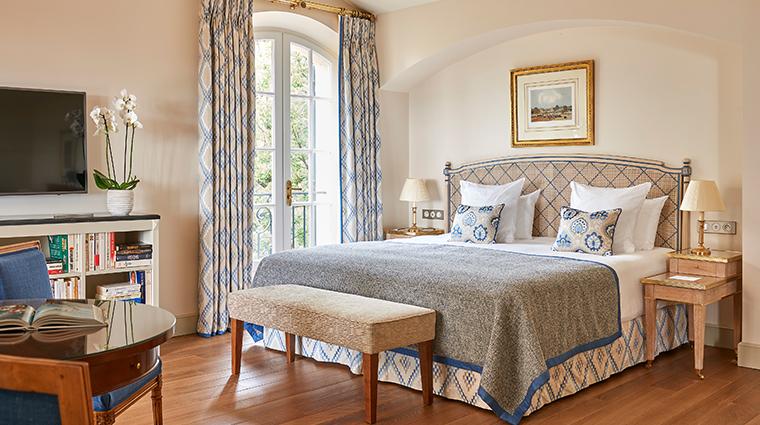 chateau saint martin spa prestige junior suite room