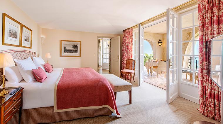 chateau saint martin spa suite