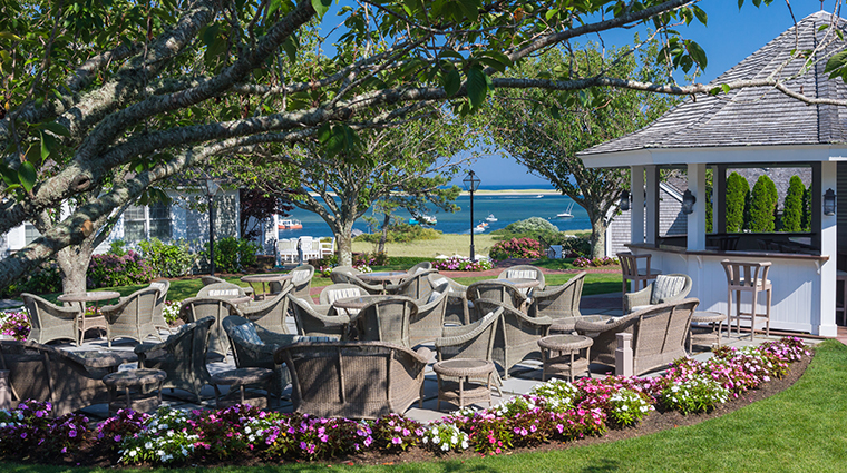 chatham bars inn resort and spa Bayview bar