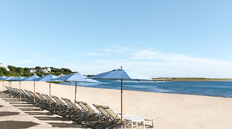 chatham bars inn resort and spa private beach
