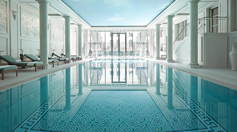 chi the spa at shangri la hotel paris swimming pool