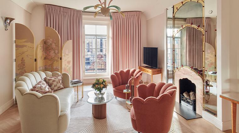 claridges mayfair suite