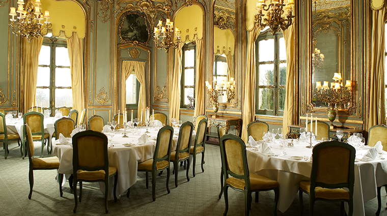 Cliveden House French Dining Room