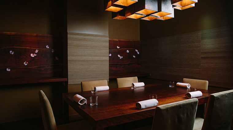 coi private dining