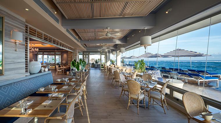 condado vanderbilt hotel Ola restaurant