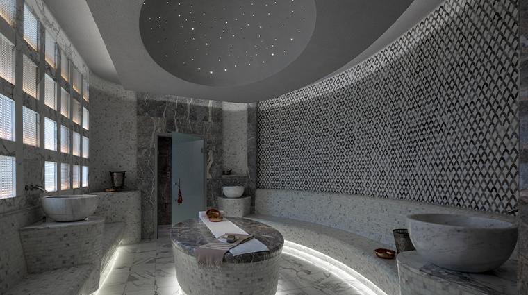 condado vanderbilt hotel Spa Hammam Experiential Shower