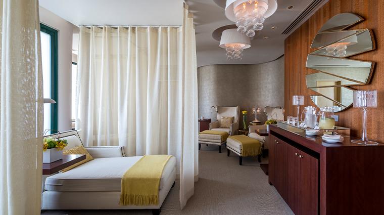 condado vanderbilt hotel Spa Relaxation Room
