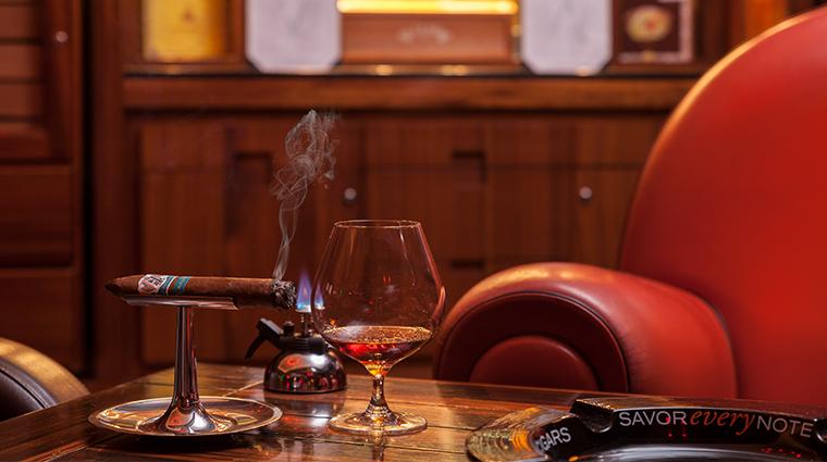 condado vanderbilt hotel avo cigar lounge