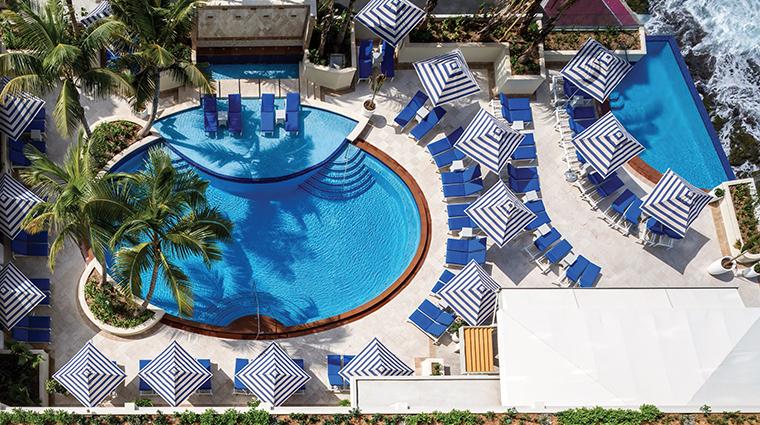 condado vanderbilt hotel infinity pool