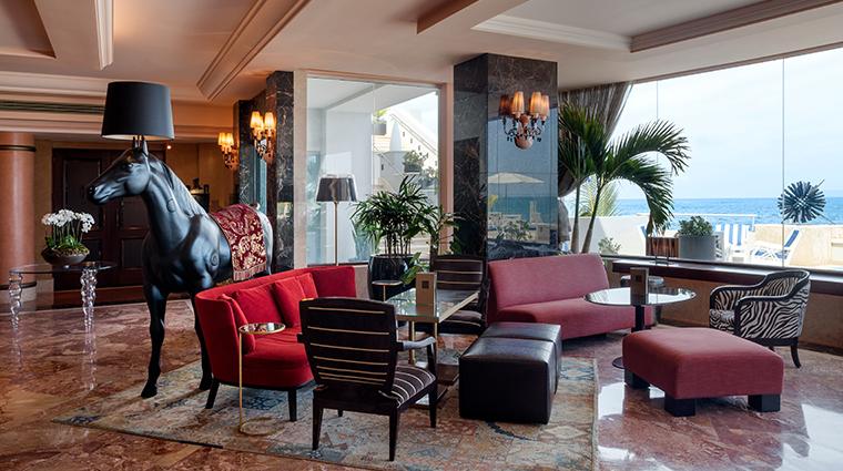 condado vanderbilt hotel lobby