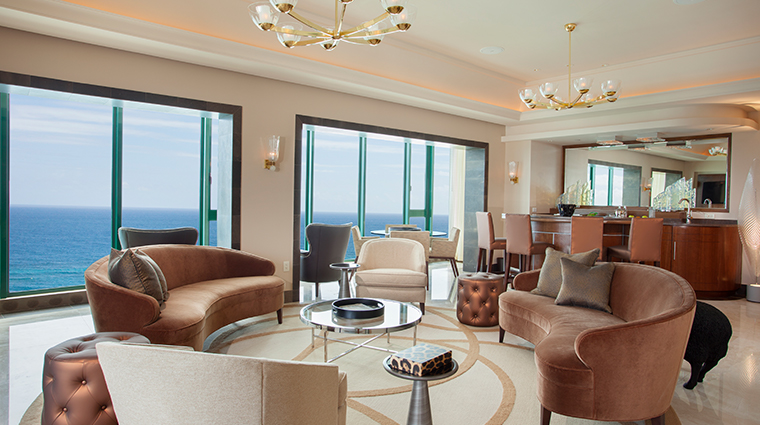condado vanderbilt hotel penthouse living