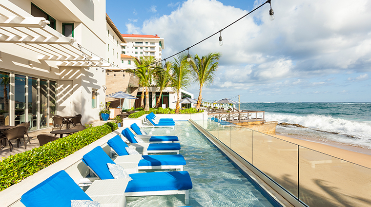 condado vanderbilt hotel plunge pool east tower