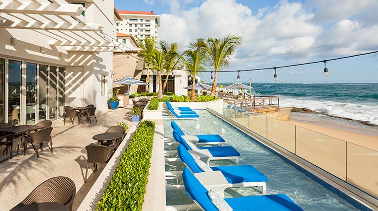 condado vanderbilt hotel pool beach
