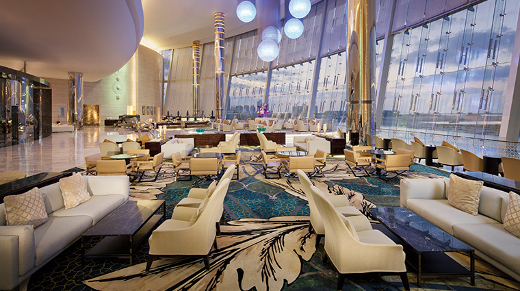jumeirah at etihad towers lobby lounge