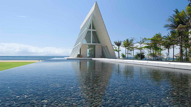 Conrad Bali Infinity exterior