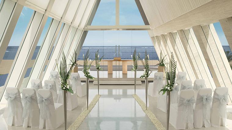 Conrad Bali Infinity interior