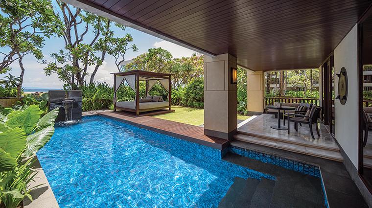 Conrad Bali Pool Suite