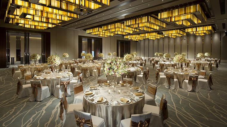 Conrad Beijing Ballroom