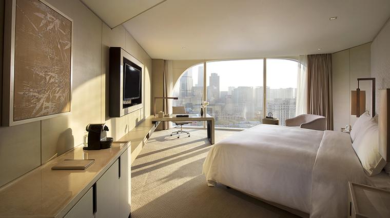 Conrad Beijing Corner Room