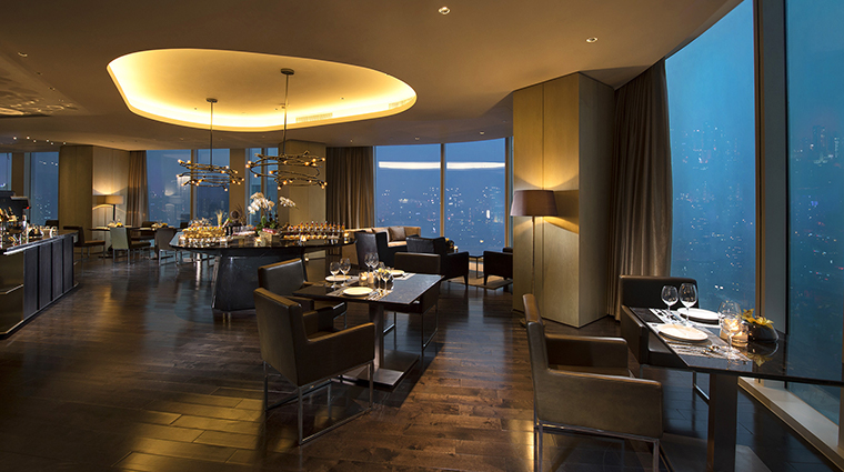 Conrad Beijing Executive Lounge