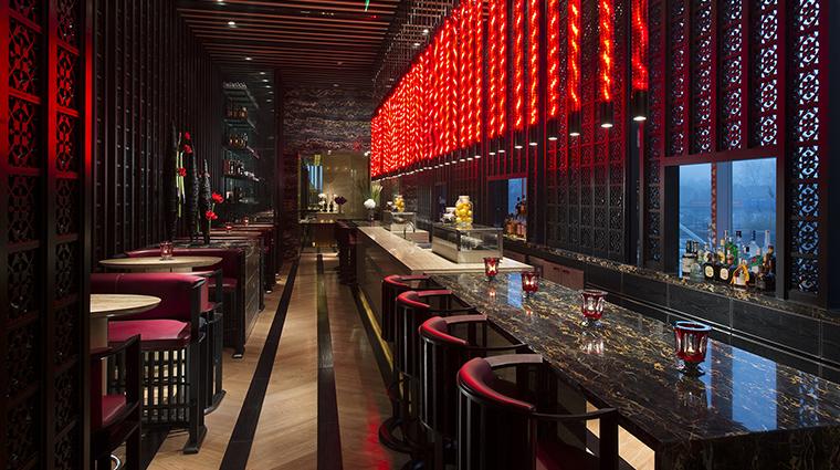 Conrad Beijing bar