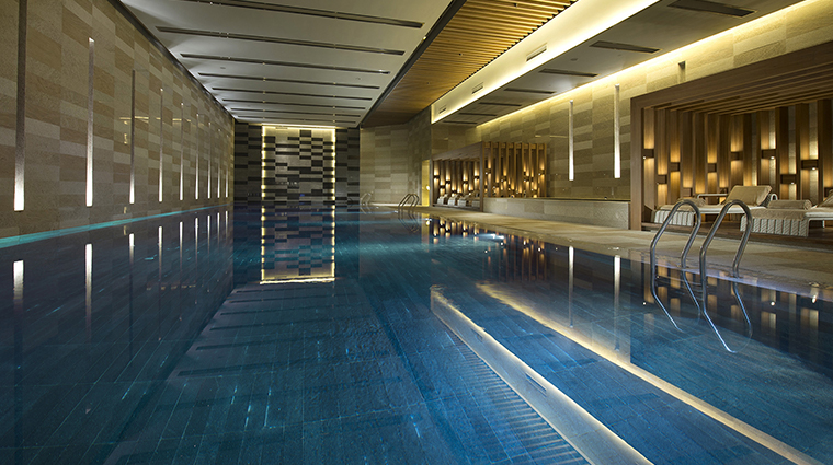 Conrad Beijing pool
