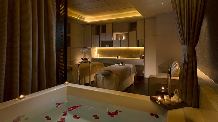 Conrad Beijing spa